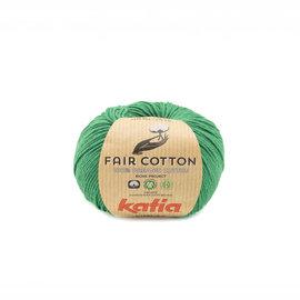 Katia Fair Cotton 42 Groen
