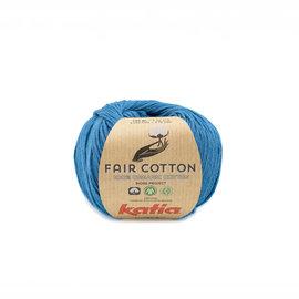 Katia Fair Cotton 38 Aqua