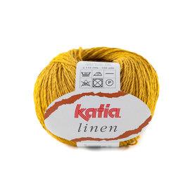 Katia Linen 26 Mosterd