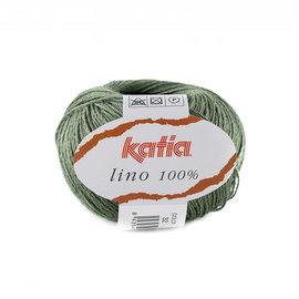 Katia Lino 100% 32 Reseda