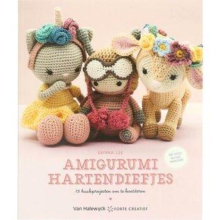 Haakboek Amigurumi Hartendiefjes