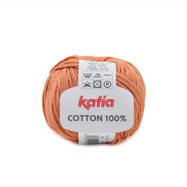 Katia Cotton 100% 62 Abrikoos