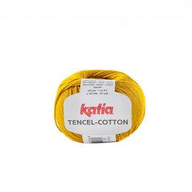 Katia Tencel Cotton 30 Mosterdgeel
