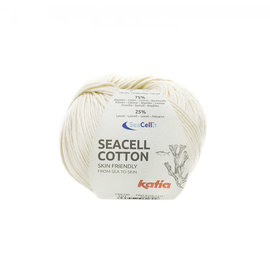 Katia Seacell Cotton 101 Ecru