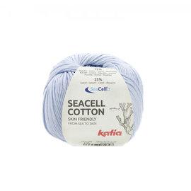 Katia Seacell Cotton 105 Pastelblauw