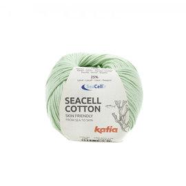 Katia Seacell Cotton 106 Lichtgroen