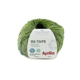 Katia Re-Tape 207  Pistache