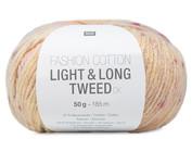 Rico Fashion Cotton Light & Long Tweed