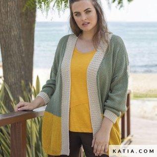 Katia Alabama 66  Mosterdgeel