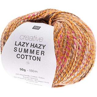 Rico Lazy Hazy Summer Cotton 003 Mosterd