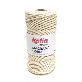 Katia Macramé Cord 100 Ecru