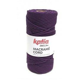 Katia Macramé Cord 109 Aubergine