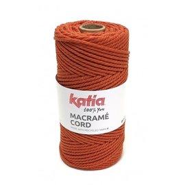 Katia Macramé Cord 110 Roest