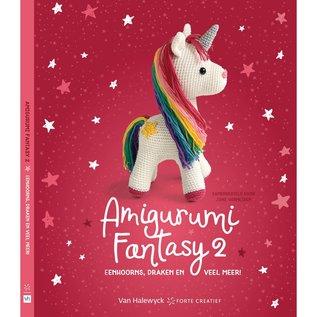 Haakboek Amigurumi Fantasy 2