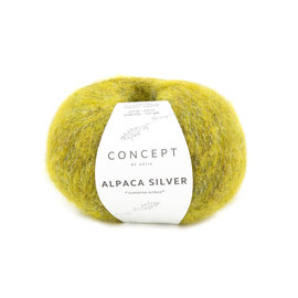 Katia Alpaca Silver 270 Mosterd