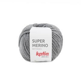 Katia Super Merino  10 Grijs