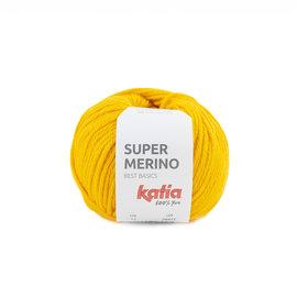 Katia Super Merino  12 Geel