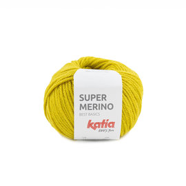 Katia Super Merino  13 Limoen