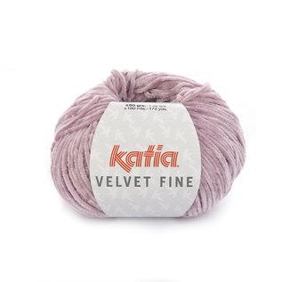 Katia Velvet Fine 206 Lichtpaars