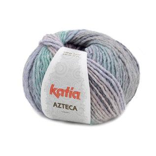 Katia Azteca 7878 Pastel-Paars-Groen