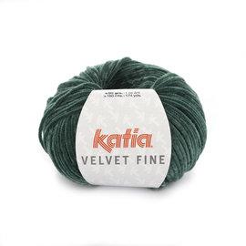 Katia Velvet Fine 214 Flessegroen
