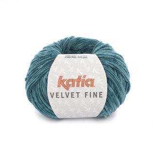 Katia Velvet Fine 215 Turquoise