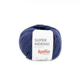Katia Super Merino  17 Donker jeans