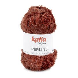 Katia Perline 108  Roestbruin
