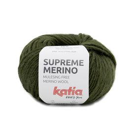 Katia Supreme Merino 97 Kaki