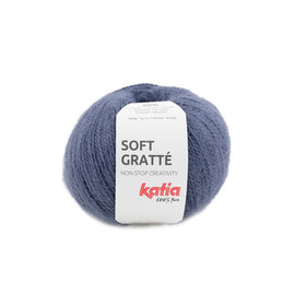 Katia Soft Gratté 65 Jeans