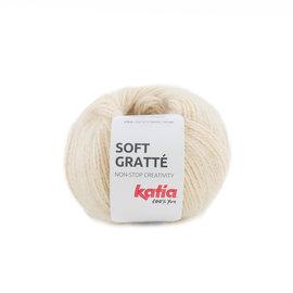 Katia Soft Gratté 70 Ivoor
