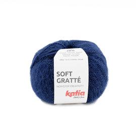 Katia Soft Gratté 75  Donkerblauw