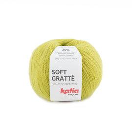 Katia Soft Gratté 62 Citroengeel