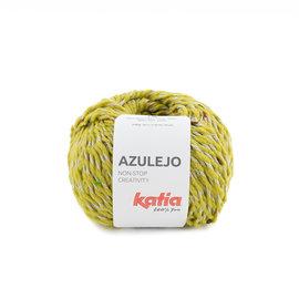 Katia Azulejo 306 Geel-Roest-Kaki-Oranje