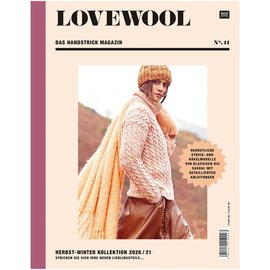 Rico Love Wool 11 breiboek