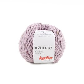 Katia Azulejo 300 Roze-Bleekrood-Reebruin