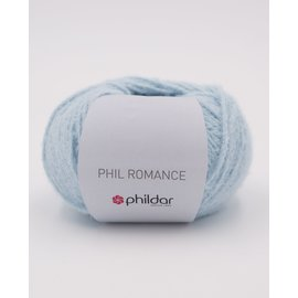 Phildar Phil Romance Glacier