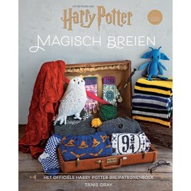 Breiboek Harry Potter Magisch Breien
