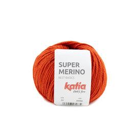 Katia Super Merino  22 Oranje