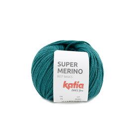 Katia Super Merino 19 Turquoise