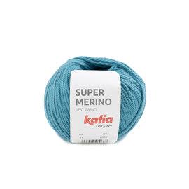 Katia Super Merino 21 Turquoise