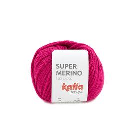 Katia Super Merino 29 Fuchsia