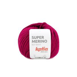 Katia Super Merino 30 Framboos