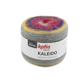 Katia Kaleido 300 Rood-Grijs-Oker