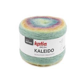 Katia Kaleido 307 Roos-Blauw-Pastelgeel-Lichtoranje