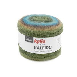 Katia Kaleido 303 Groen-Bruin-Turquoise