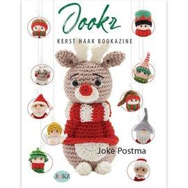 Haakboek Jookz Kerst bookazine