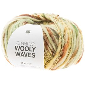 Rico Wooly Waves 4 Mint