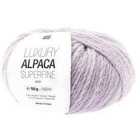 Rico Luxury Alpaca Superfine Aran 21 Lila