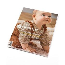 Phildar Breiboek 703 Baby Retro